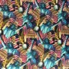 [1m/0,5 m de largeur] Tsautop nouveau style de dessins et modèles de bande dessinée Statue de la liberté d'impression Transfert d'eau PVA Film film Film Hydro pendage hydrographique Tssw9065