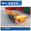 판매를 위한 3 차축을%s 가진 반 중국 공급자 40FT 콘테이너 해골 트레일러