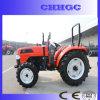 Entraîneur agricole diesel de ferme de roue du matériel 60HP 4WD de machines de ferme d'entraîneur