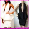 2015 Celebrity novo Designs Ladies Peplum Dress Bandage Bodycon Sexy Dress (b-96332)