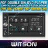 DIN Witson double lecteur de DVD avec chipset