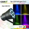 LED Stage Lighting/9PCS X 3W PAR Light LED