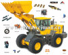 Sdlg Brand Spare Parts of LG958L Wheel Loaders