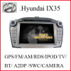 Coches 2 DIN DVD para el IX35, con entrada de la cámara de visión trasera (K-904)