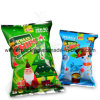 Foil de aluminio Food Package Bag con Lap Seal Packing