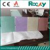 Los paneles de cristal detrás pintados rocosos de la alta calidad del producto de la fábrica