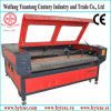 Máquina material de papel de la cortadora del laser de Bjg-1610f/del laser de la carga automática