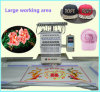 De geautomatiseerde Machine van het Borduurwerk van de Verrichting voor Borduurwerk van de Schoenen van de T-shirt van GLB het Vlakke
