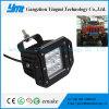 Luzes claras do trabalho do diodo emissor de luz do quadrado do diodo emissor de luz 18W de Ymt IP68 auto