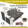 Partição de papelão máquina automática para Slotter ou cortador