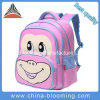 Симпатичный мешок книги плеча школы шаржа студента малышей детей