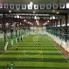 Structure en acier léger Bâtiments de gym avec un design agréable