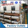 ASTM 304, 304L, 316, 316L final inoxidable de la hoja de acero 2b