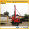 構築のための螺線形の鋭い機械車輪の掘削装置