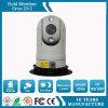 Velocidad de HD 2.0MP 360 cámara del coche PTZ de la rotación del grado
