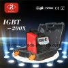 Сварочный аппарат инвертора MMA с пластичным случаем (IGBT-120X/140X/160X)