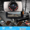 HD DVR Car Camera Recorder, 1080P Car Black Box com 6 LEDs LCD Driving Recorder