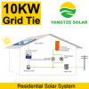 25 anni di garanzia 5kw 10kw 20kw 25kw 30kw 50kw sulla centrale elettrica a energia solare di griglia
