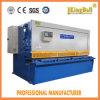 Cnc-Blech-hydraulische scherende Maschine