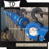type essentiel bloc à chaînes de 1t Toyo/Hsz de main/élévateur à chaînes
