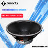 18pzb100 18inch Passieve Spreker Subwoofer