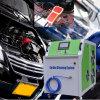 Máquina da limpeza do motor de automóveis