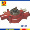 De Pomp van het Water van de Vervangstukken van de dieselmotor De12t voor Dieselmotor