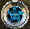 13 14 roda da liga de alumínio de 15 polegadas para bordas do carro