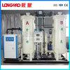 Генератор азота Using адсорбция 99.9995% качания (PSA) давления