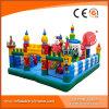 2017 aufblasbarer Funcity aufblasbarer Vergnügungspark-aufblasbarer Kind-Park T6-007
