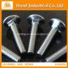 De Bout van de Vangrail van de Hoogste Kwaliteit A4 M18~M100 van het roestvrij staal