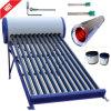 Calentador de agua solar no presurizado compacto de la presión inferior