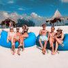 Стул воздуха салона мешка пляжа валика OEM раздувной