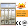 Kitchen (SC-AAD083)를 위한 가장 싼 인도 Design Glass Door