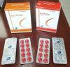 Tablettes pharmaceutiques de composé de la vitamine B de médecines diplôméees par GMP de drogues