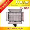 com luz do vídeo do diodo emissor de luz do profissional Tl-336A do diodo emissor de luz 336PCS