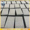 De grijze Steen van de Rand van de Straatsteen van het Graniet Struik Gehamerde