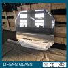 espejo de plata de aluminio de cristal del espejo de revestimiento doble de 2-6m m con alta calidad