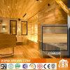 النافثة للحبر الساخن بيع المزجج بلاط السيراميك الخشبية (J15611D)