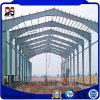 Prefab Ampla Span baixo aumento edifícios de estrutura de aço