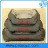 Haustier-zusätzlicher Hersteller-graue preiswerte große Hundebetten