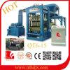 Qt6-15 Hydraulic Fully Automatic Concrete Bock und Paver Block Machine