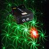 Luce laser multipla della maschera di Rg della discoteca mini