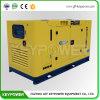 Schalldichter Dieselgenerator-Set-leiser Typ einphasig-Energien-Motor