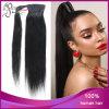 Ponytail cinese diritto incantante dei capelli umani del Virgin di Fashionalbe 1#