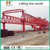 De LuchtKraan van de Kraan van de Lancering van de brug voor Spoorweg