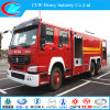 Sinotruck 6X4 Water 또는 Foam Fire Fighting Truck (CLW1258)