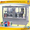 Máquina de enlatado automática de la bebida de la energía