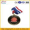 黒い金属メダルをめっきするカスタム亜鉛合金