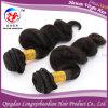 Супер свободный уток 100% человеческих волос Remy девственницы надкожицы волны (HLWB-A437)